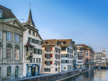 Offering with online payment: 120min. Private Land and Water Tour in Zurich