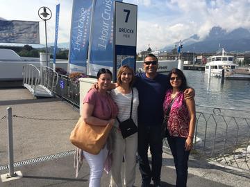 Offering with online payment: 2h Luzern city tour with 1h Saphir Yacht Panorama Cruise
