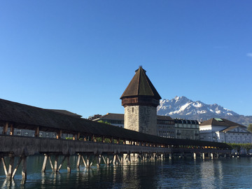 Offering with online payment: Explore Luzern take a stroll with a professional guide, 120 min.