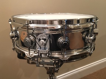 Selling with online payment: DW Truesonic 5x14 snare drum
