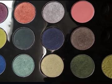 Venta: Paleta 13 sombras MAC + insert
