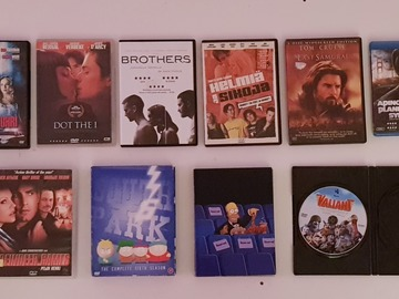 Selling: DVDs