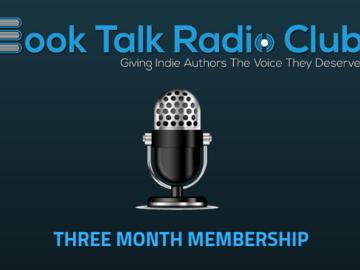 Coaching Session: 3 Month Book Talk Radio Club Membership