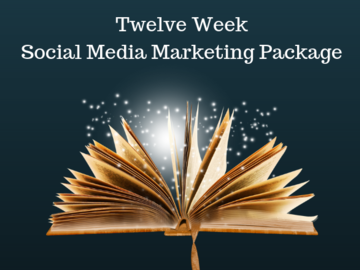 Coaching Session: 12 Week Social Media Marketing Package