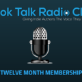 Coaching Session: 12 Month Book Talk Radio Club Membership