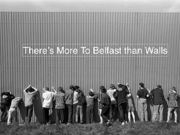 Offering with online payment: Alternative Troubles Tour - There's More to Belfast than Walls
