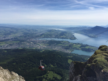 Offering with online payment: Choose your Central Switzerland Mountain - make lifetime memories