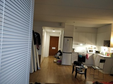 Sharing for free: renting apartment