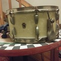 Will only accept cash/check/money order/ Cash App/Venmo: 1948-1952 WFL snare drum