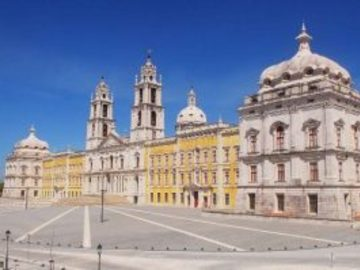 Offering with online payment: MAFRA MONASTERY & NATIONAN PARK