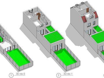 .: HUMANARC architectuur - Architect - Bonheiden