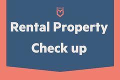 Task: Property Check- up
