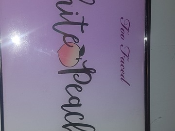 Venta: Sombras White Peach de Too Faced