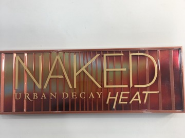 Venta: Paleta NAKED HEAT Urban Decay