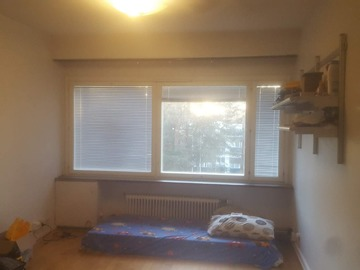 Renting out: A studio apartment next to Aalto university
