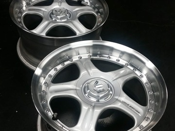 Selling: Volk Racing Wheels * 3 piece * new condition