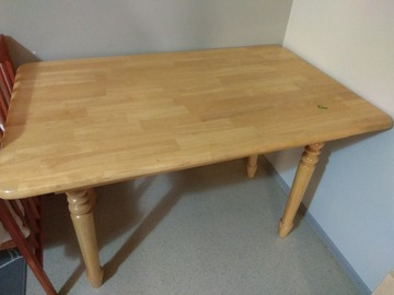 Annetaan: Table