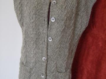Vente au détail: Gilet en laine