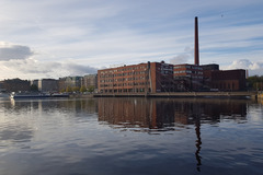 Renting out: Tampereen keskustassa toimistotiloja