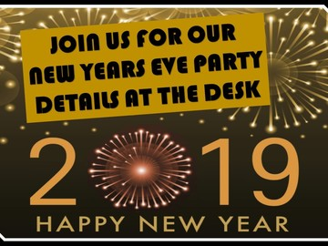 Event Listing: New Year's Eve Bash (NYE Bowling Party)