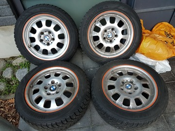 "Selling: Original BMW Aloy Rims  5x120 ET47 7""x16"""