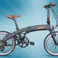 Daily Rate: SOLAR BIKE Folder - Ebike