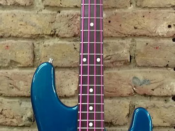 Renting out: MusicMan StingRay