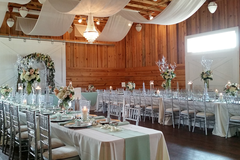 Request To Book & Pay In-Person (hourly/per party package pricing): Frisco Heritage Center: Weddings And Events