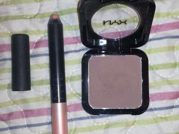 Venta: Pack NYX Taupe blush y Nars Goddes