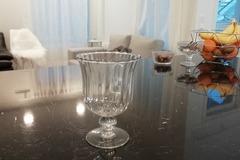 Ilmoitus: 46kpl kauniita lasimaljoja