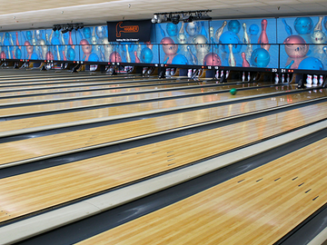 Request To Book & Pay In-Person (hourly/per party package pricing): Kids Birthday Parties (Bowling Party)