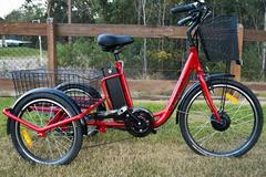 Daily Rate: ROMA eTRIKE
