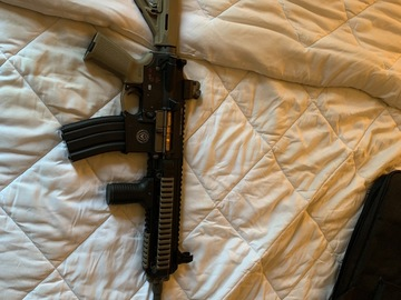 Selling: We open bolt M4. Slightly modified