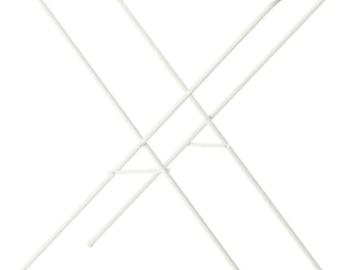 Myydään: JÄLL Drying rack & plastic clips