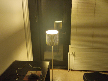 Selling: Lamp to sell - moving out sell