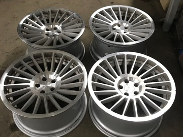 Selling: Rotiform INdt 5x100 18""