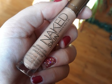 Venta: Naked skin UD medium dark warm (SIN ABRIR)