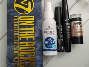 Venta: Pack NYX, Maybelline...