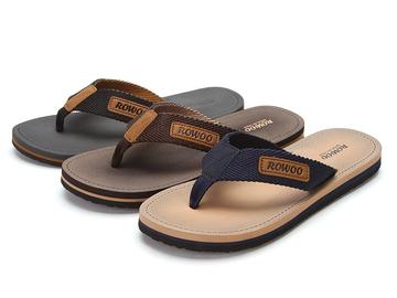 Vente avec paiement en ligne: Pantoufles Hommes Chaussures D'été Bascules Chaussures de Plage