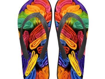 Vente avec paiement en ligne: D'été Style Hommes Flip Flops Mode En Caoutchouc résistant