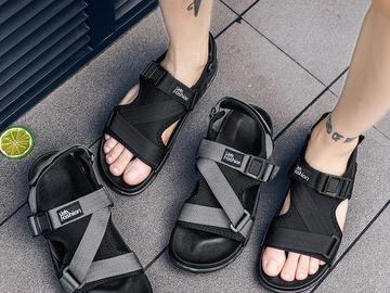 Vente avec paiement en ligne: Mode Homme de Plage Sandales 2018 Été Gladiateur