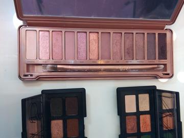 Venta: Naked 3 Urban Decay, paletas Nars