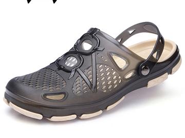 Vente avec paiement en ligne:  Nouvelles Chaussures de Gelée D'été Hommes Plage Sandales