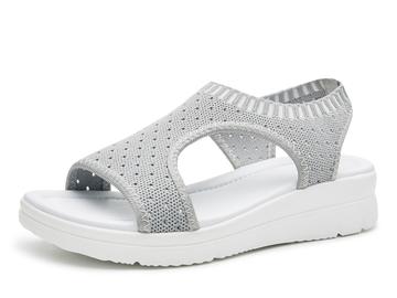 Vente avec paiement en ligne:  femmes de mode sandales d'été nouvelle plate-forme sandale