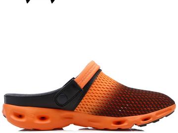 Vente avec paiement en ligne:  Super léger d'été chaussures respirant hommes sandales