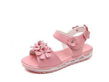 Vente avec paiement en ligne: Sandales Filles Blanc Enfants D'été Chaussures Enfants