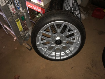 Selling: RF wheels 18s