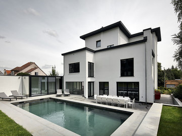 .: Anja Strubbe - Architect - Schaarbeek