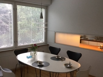 Renting out: 120sqm 3br family apartment in Otaniemi