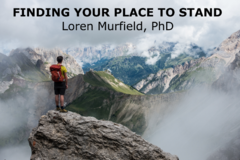 Coaching Session: Finding Your Place to Stand as a Leader